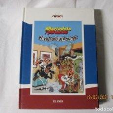 Cómics: MORTADELO Y FILEMON - EL SULFATO ATOMICO - EL PAIS. Lote 249410935