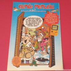 Fumetti: GENTE MENUDA. Lote 251473465