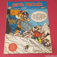Fumetti: GENTE MENUDA. Lote 251476290