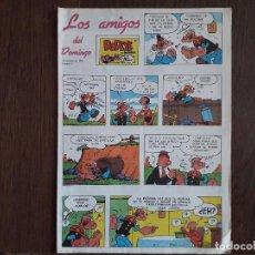 Fumetti: SUPLEMENTO DE PRENSA LOS AMIGOS DEL DOMINGO DE ULTIMA HORA, Nº 5 AÑO 1983.. Lote 253262590