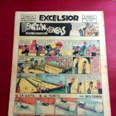 Cómics: EXCELSIOR 1955 -REPUBLICA DE CUBA. Lote 253777090