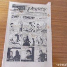 Fumetti: PEQUES Nº 184 SUPLEMENTO INFANTIL DE LAS PROVINCIAS. Lote 257280590