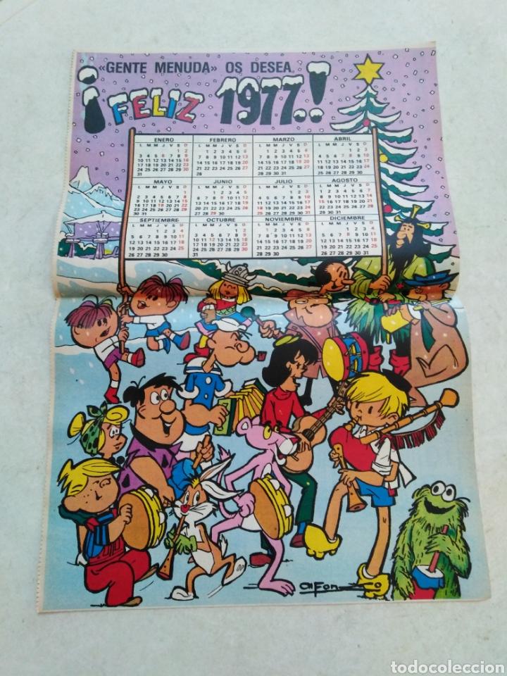 Cómics: Lote de 39 Gente menuda , suplementos de historietas de los domingos de Abc ( TODOS TRAEN PÓSTER ) - Foto 55 - 261281160