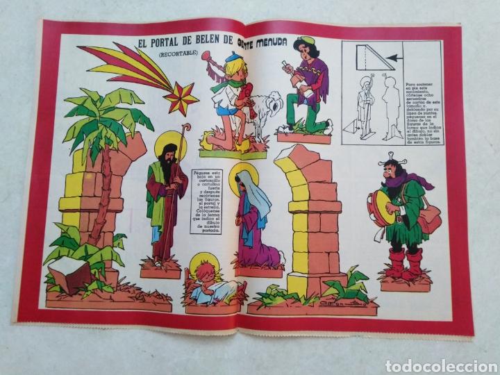 Cómics: Lote de 39 Gente menuda , suplementos de historietas de los domingos de Abc ( TODOS TRAEN PÓSTER ) - Foto 57 - 261281160
