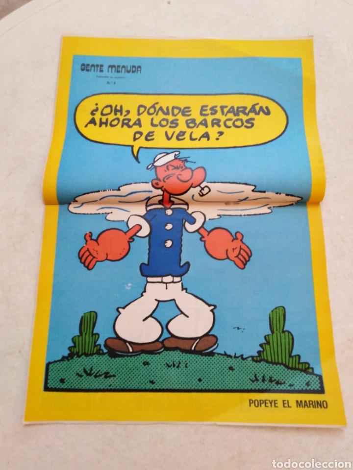 Cómics: Lote de 39 Gente menuda , suplementos de historietas de los domingos de Abc ( TODOS TRAEN PÓSTER ) - Foto 63 - 261281160