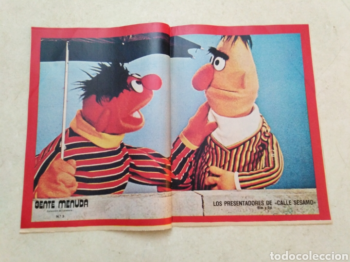 Cómics: Lote de 39 Gente menuda , suplementos de historietas de los domingos de Abc ( TODOS TRAEN PÓSTER ) - Foto 65 - 261281160