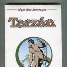 Cómics: CLASICOS DEL COMIC TARZAN (EDGAR RICE BURROUGHS´) PRECINTADO. Lote 52589205