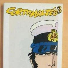 Cómics: CORTO MALTES 3 . BIBLIOTECA EL MUNDO.. Lote 262911535