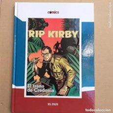 Cómics: RIP KIRBY. EL TRONO DE CREDONIA. COMICS EL PAIS. NUM 27. Lote 262992335