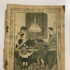 Cómics: GENTE MENUDA. SUPLEMENTO INFANTIL DE BLANCO Y NEGRO. Nº 104 AÑO 1909. Lote 270596083