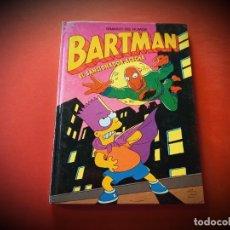 Cómics: BARTMAN Nº 15 - EL PERIODICO-GRANDES DEL HUMOR. Lote 272178473