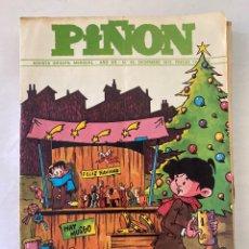 Cómics: REVISTA INFANTIL PIÑON 66 DICIEMBRE 1975. Lote 275685583