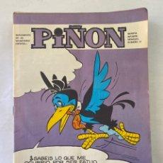 Cómics: REVISTA INFANTIL PIÑON 34 AÑO 1968. Lote 275686263