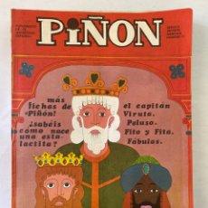 Cómics: REVISTA INFANTIL PIÑON 31 AÑO 1968. Lote 275687023