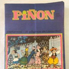 Cómics: REVISTA INFANTIL PIÑON 32 AÑO 1968. Lote 275687408