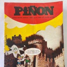 Cómics: REVISTA INFANTIL PIÑON 43 ABRIL 1973. Lote 275688498