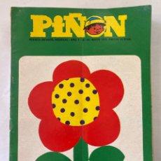 Cómics: REVISTA INFANTIL PIÑON 44 MAYO 1973. Lote 275688883