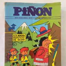 Cómics: REVISTA INFANTIL PIÑON 64 OCTUBRE 1975. Lote 275690508