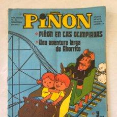 Cómics: REVISTA INFANTIL PIÑON 36 MAYO 1972. Lote 275691618