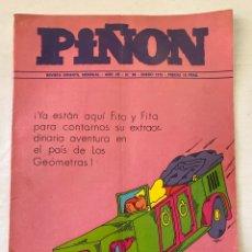 Cómics: REVISTA INFANTIL PIÑON 58 ENERO 1975. Lote 275693743