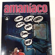 Fumetti: REVISTA AMANÍACO 57. Lote 276906863