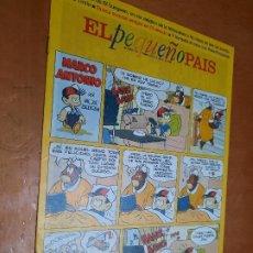 Cómics: EL PEQUEÑO PAÍS 755 SUPLEMENTO EL PAÍS. GRAPA. BUEN ESTADO. Lote 287037508