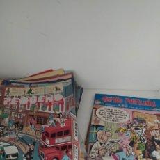 Cómics: 88 PEQUEÑO PAÍS Y 8 GENTE MENUDA 1988 A 1993. Lote 287448988