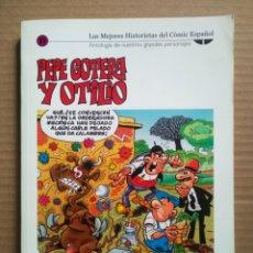 Cómics: LAS MEJORES HISTORIETAS DEL CÓMIC ESPAÑOL N°11: PEPE GOTERA Y OTILIO (BIBLIOTECA EL MUNDO, 2005).. Lote 289599208