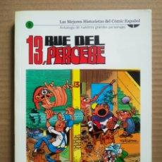 Cómics: LAS MEJORES HISTORIETAS DEL CÓMIC ESPAÑOL N°5: 13 RUE DEL PERCEBE (BIBLIOTECA EL MUNDO, 2005).. Lote 289599578