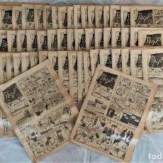 Fumetti: LOTE 61 NÚMEROS DEL SUPLEMENTO INFANTIL PEQUES DEL DIARIO LAS PROVINCIAS AÑOS 1953, 1954 Y 1955. Lote 291961663