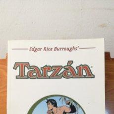 Cómics: TARZAN ~ CLASICOS DEL COMIC ~ EDGAR RICE BURROUGHS`. Lote 293313008