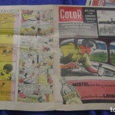 Cómics: SUPLEMENTO REVISTA PARQUE DE LOS PRIMEROS VER FOTOS PARA IDENTIFICAR CJ 3. Lote 295362973