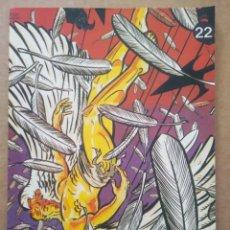 Cómics: LOS CÓMICS DE EL SOL N°22: FACTOR X/EL ÁNGEL: CLAROSCURO, POR NOCENTI Y MAZZUCCHELLI (1990).. Lote 295590138