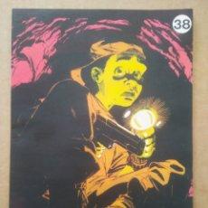 Cómics: LOS CÓMICS DE EL SOL N°38: VIETNAM/LA RATA DEL TÚNEL (1990). CON LOS ÚLTIMOS DE VILLAPIÑAS (JAN).. Lote 295590883