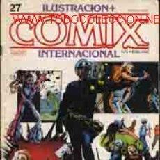 Cómics: ILUSTRACION + COMIX INTERNACIONAL Nº27. Lote 25169495