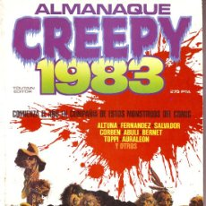 Cómics: ALMANAQUE CREEPY 1983. Lote 3510809