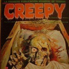 Cómics: 'CREEPY', Nº 9. 1979.. Lote 4566239