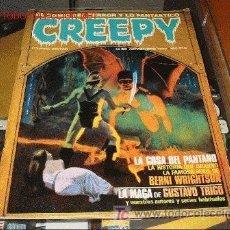 Cómics: 'CREEPY', Nº 53. NOVIEMBRE 1983. . Lote 4575003