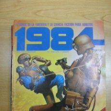 Cómics: 1984, Nº 35, TOUTAIN EDICIONES, AÑO 1980. Lote 3996762