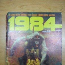 Cómics: 1984, Nº 37, TOUTAIN EDICIONES, AÑO 1982. Lote 3996789