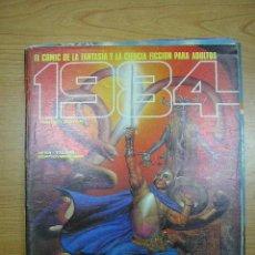 Cómics: 1984, Nº 56, TOUTAIN EDICIONES, AÑO 1983. Lote 3996801
