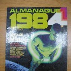 Cómics: 1984, ALMANAQUE DE 1984, TOUTAIN EDICIONES. Lote 3996829