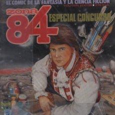 Comics: ZONA 84 / TOTEM EL COMIX - ESPECIAL CONCURSO. Lote 45753182