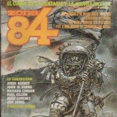 Cómics: ZONA 84 - Nº 18 EDITA : TOUTAIN. Lote 4472846