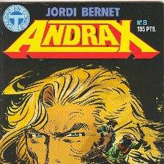 Cómics: ANDRAX (TOUTAIN) Nº 8. Lote 26173905