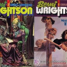Cómics: BERNI WRIHTSON OBRAS COMPLETAS Nº 1 Y 2-TOUTAIN EDITOR- AÑO 1992-SULETOS CONSULTAR CAJA 152. Lote 23525818