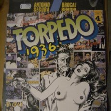 Cómics: TORPEDO 1936 TOMO 4. TOUTAIN.. Lote 6027295