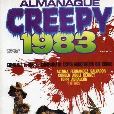 Cómics: CREEPY AÑO 1983. Lote 6029550