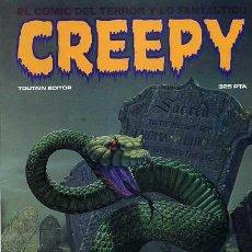 Cómics: CREEPY AÑO 1985. Lote 6029557