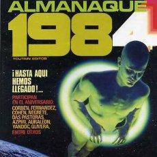 Cómics: 1984 AÑO 1984. Lote 6029563
